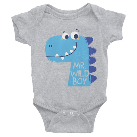 Mr Wild Boy Infant Bodysuit