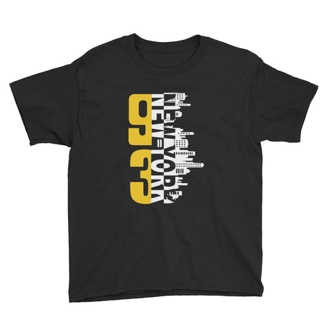 93 New York Youth Short Sleeve T-Shirt
