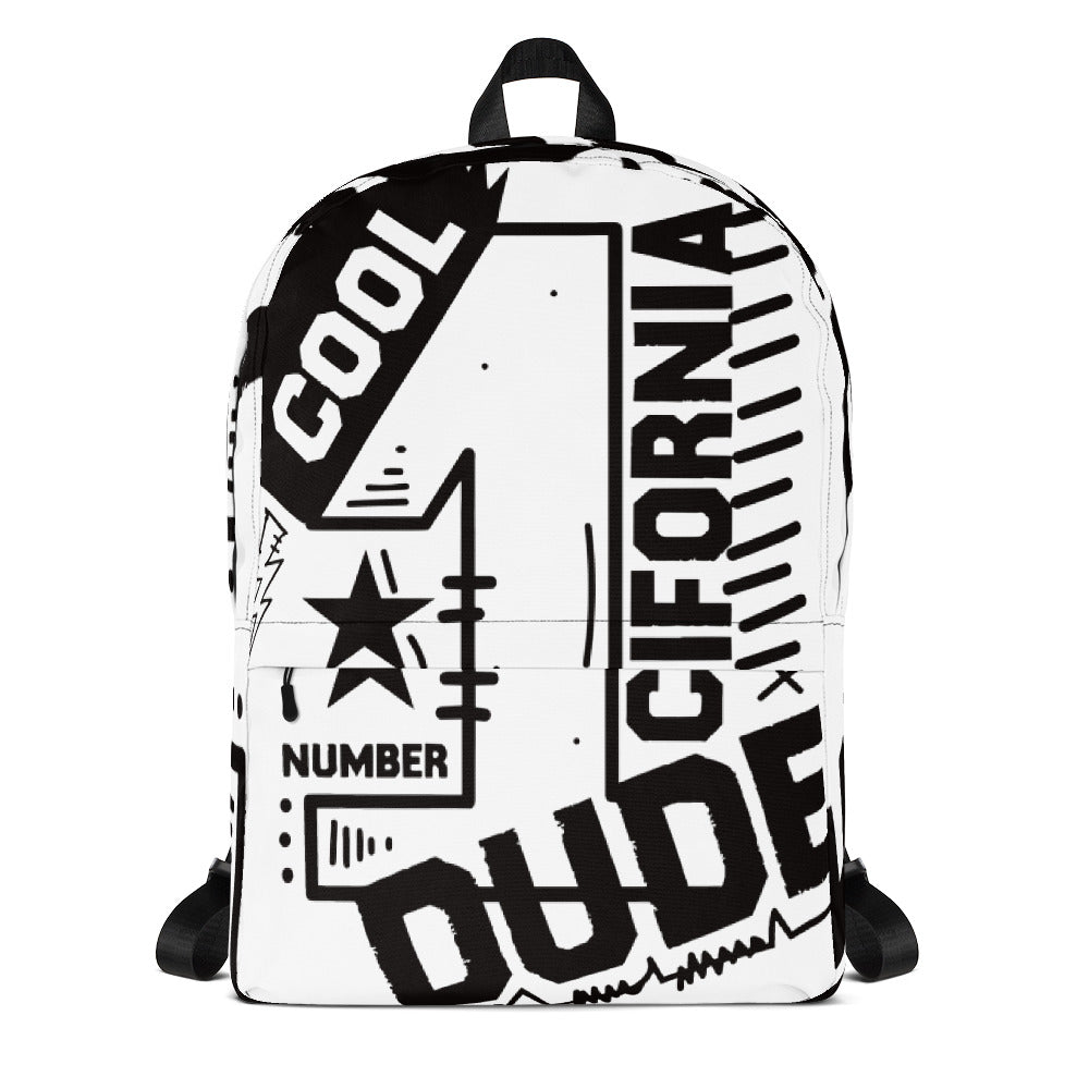 Cool Dude 1 Backpack