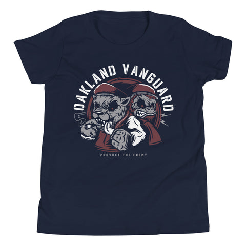 Oakland Vanguard Youth Short Sleeve T-Shirt