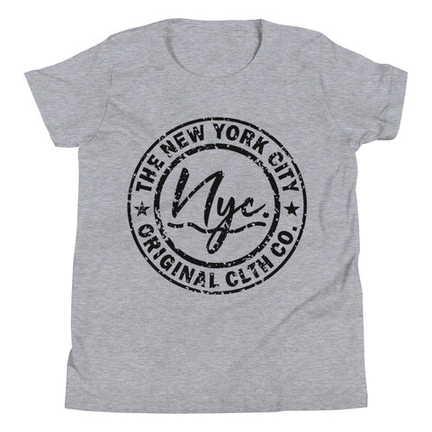NYC Youth Short Sleeve T-Shirt - Tshirtsbros