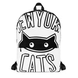New York Cat Backpack