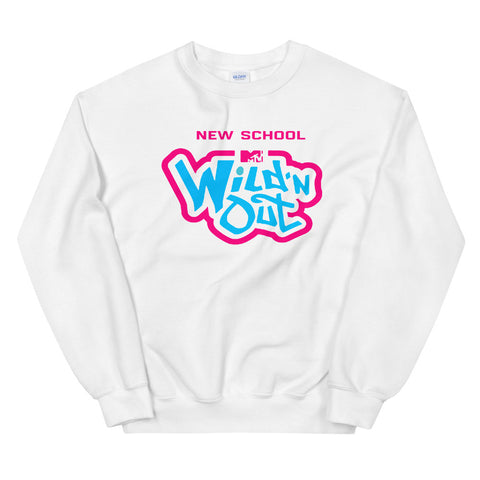 WILDN OUT (NEW SCHOOL) Unisex Sweatshirt - Tshirtsbros