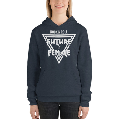 Future Is Female hoodie