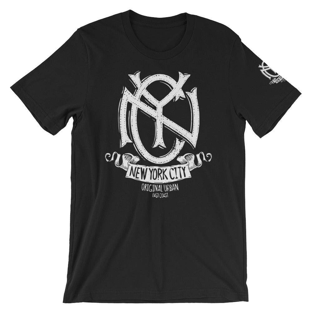 New York City Short-Sleeve T-Shirt - Tshirtsbros