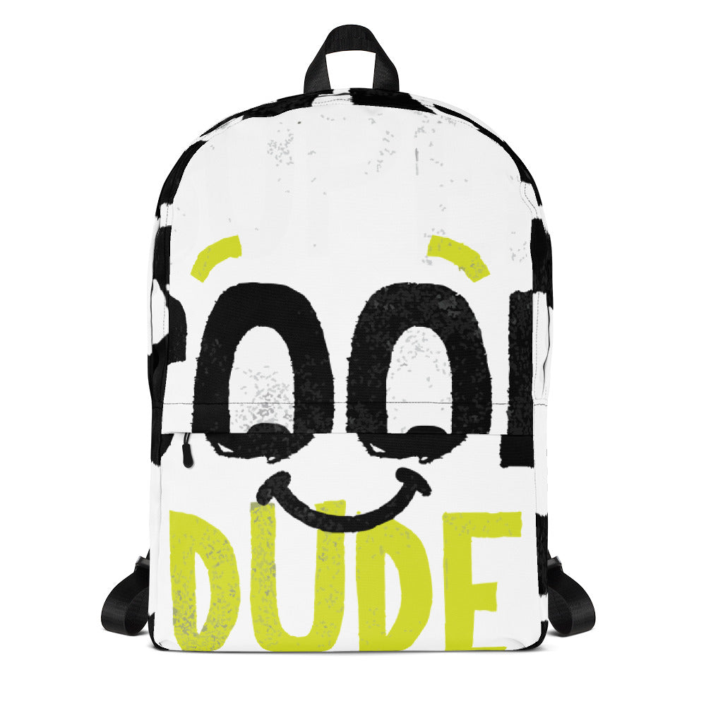 Super Cool Dude Backpack - Tshirtsbros