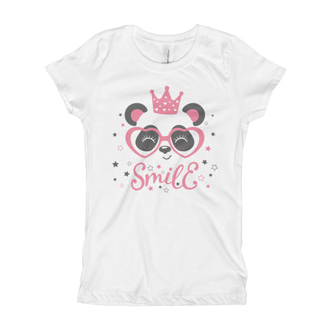 Smile Girl's Princess T-Shirt