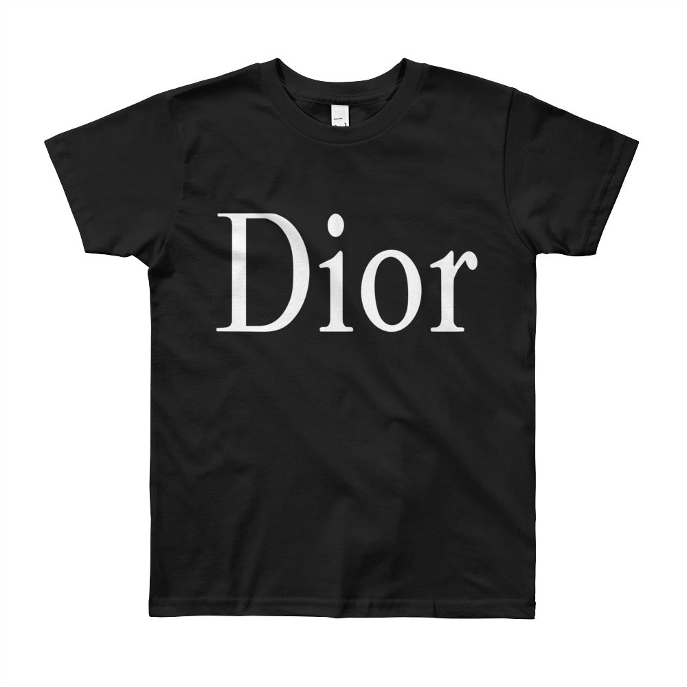 Dior Youth Short Sleeve T-Shirt