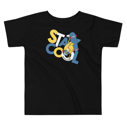 Stay Cool Toddler Short Sleeve Tee