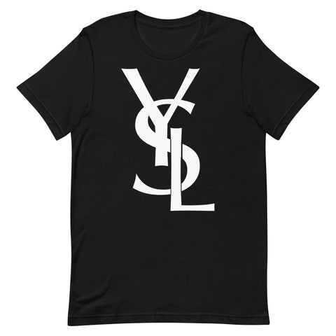 YSL Short-Sleeve Unisex T-Shirt