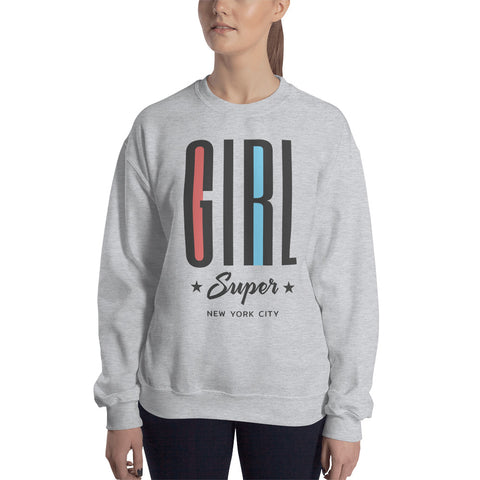 Girl Super Sweatshirt