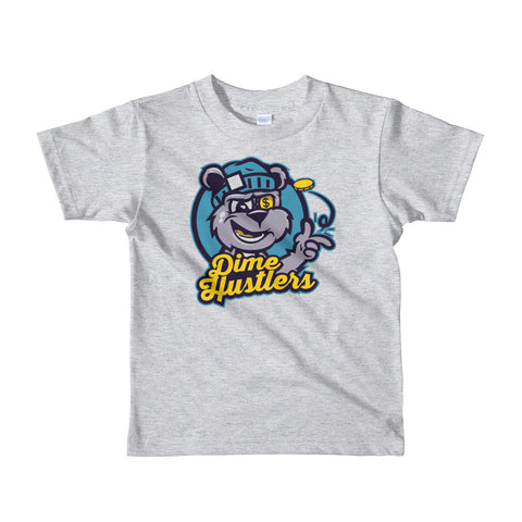Dime Hustler Short sleeve kids t-shirt