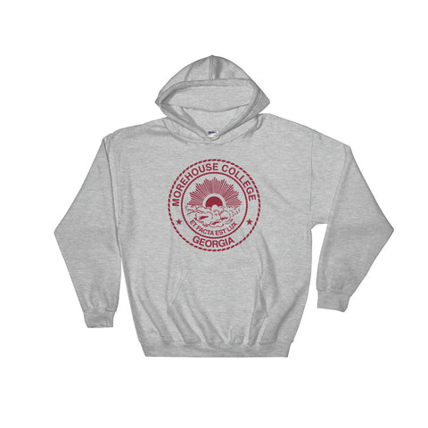 Morehouse College Hooded Sweatshirt