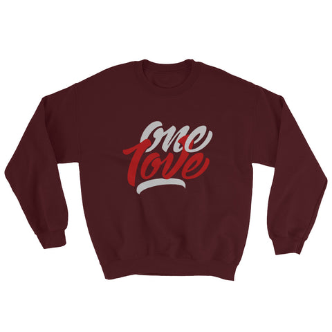 One Love Unisex Sweatshirt