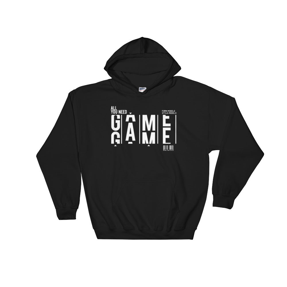 Game Hooded Sweatshirt - Tshirtsbros