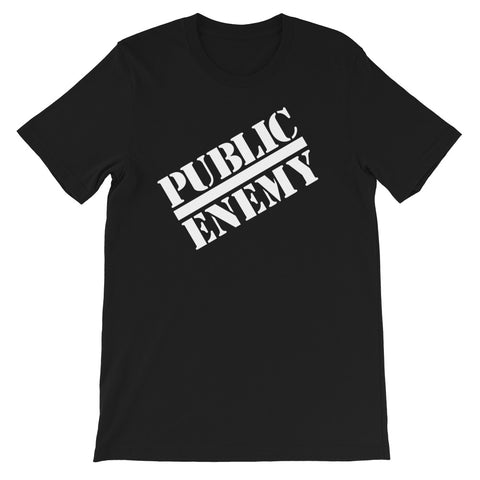 public enemy Short-Sleeve Unisex T-Shirt