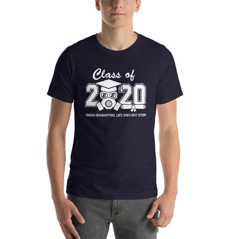 Class Of 2020 Short-Sleeve Unisex T-Shirt - Tshirtsbros