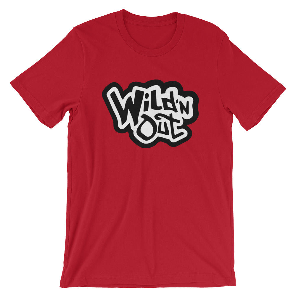 Wildn Out Short-Sleeve Unisex T-Shirt - Tshirtsbros