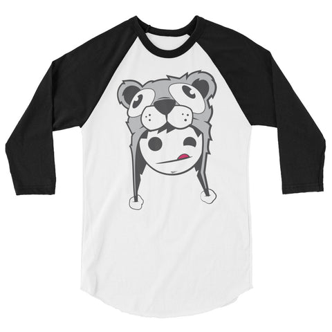 Cooly C 3/4 sleeve raglan shirt