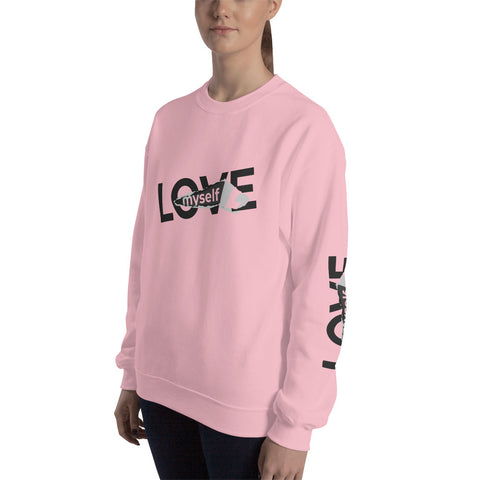 Love Myself   Crewneck Sweatshirt