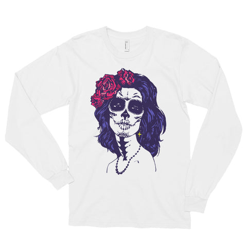 Devil Girl Long sleeve t-shirt