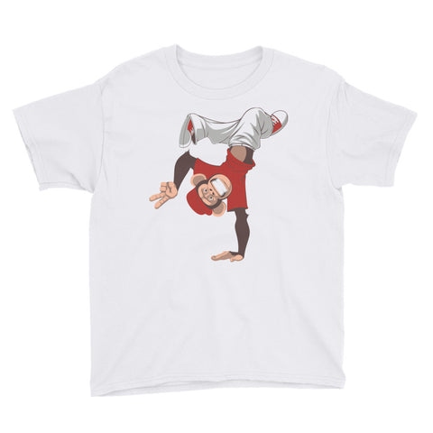 Eyeme The Monkey Youth Short Sleeve T-Shirt