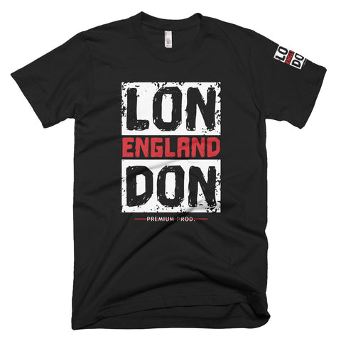 London Short-Sleeve T-Shirt