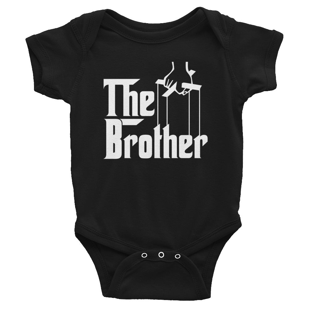 The Brother Infant Bodysuit - Tshirtsbros