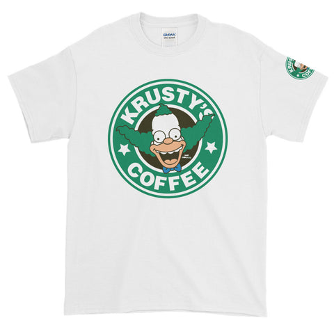 Krusty Coffee Short-Sleeve T-Shirt