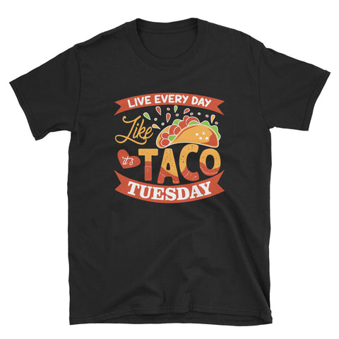 Taco Tuesday Short-Sleeve Unisex T-Shirt