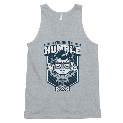 Young N Humble Classic Tank