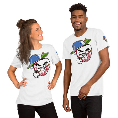 Apple Smoke Short-Sleeve Unisex T-Shirt