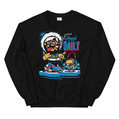 Fresh Daily Unisex Sweatshirt