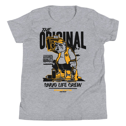 Snug Life Crew Youth Short Sleeve T-Shirt