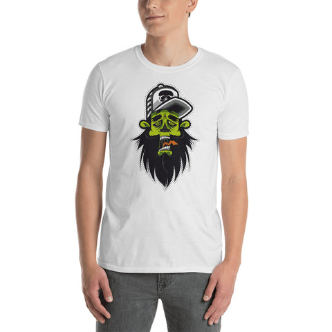 Crazy Billy Short-Sleeve Unisex T-Shirt