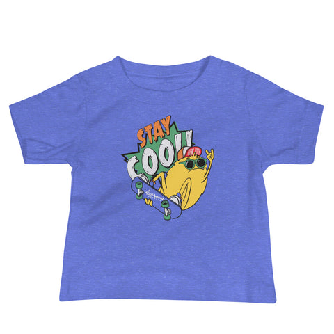 Stay Cool Baby Jersey Short Sleeve Tee - Tshirtsbros
