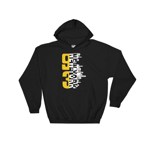 93 New York Hooded Sweatshirt