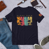 Aloha Short-Sleeve Unisex T-Shirt