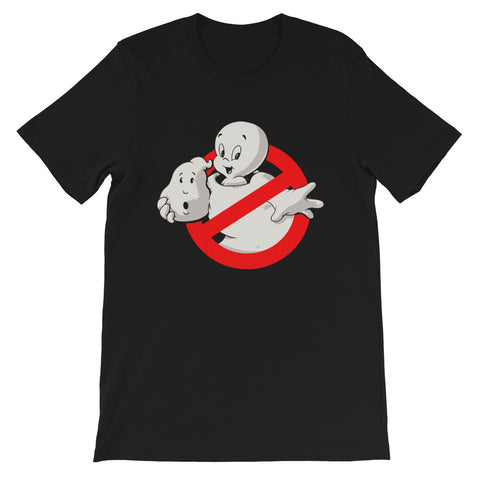 Real Ghost Buster Short-Sleeve Unisex T-Shirt