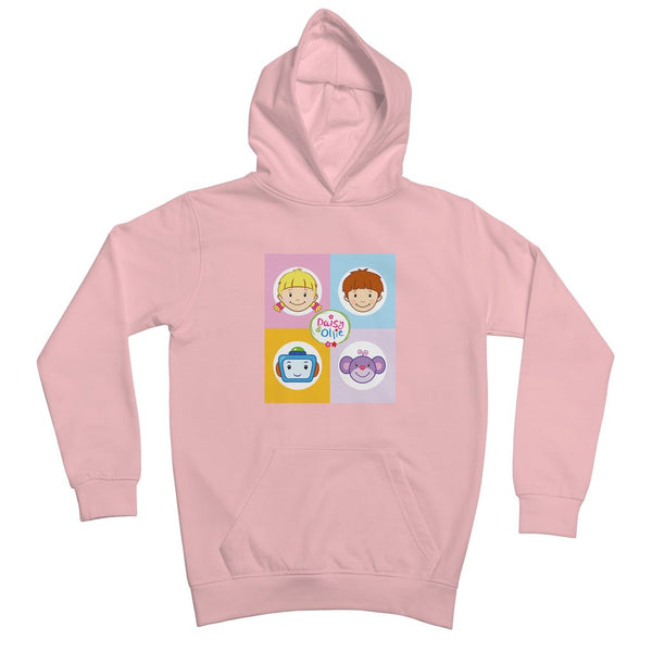 Daisy, Ollie, Whizzy & Boo Kids Hoodie