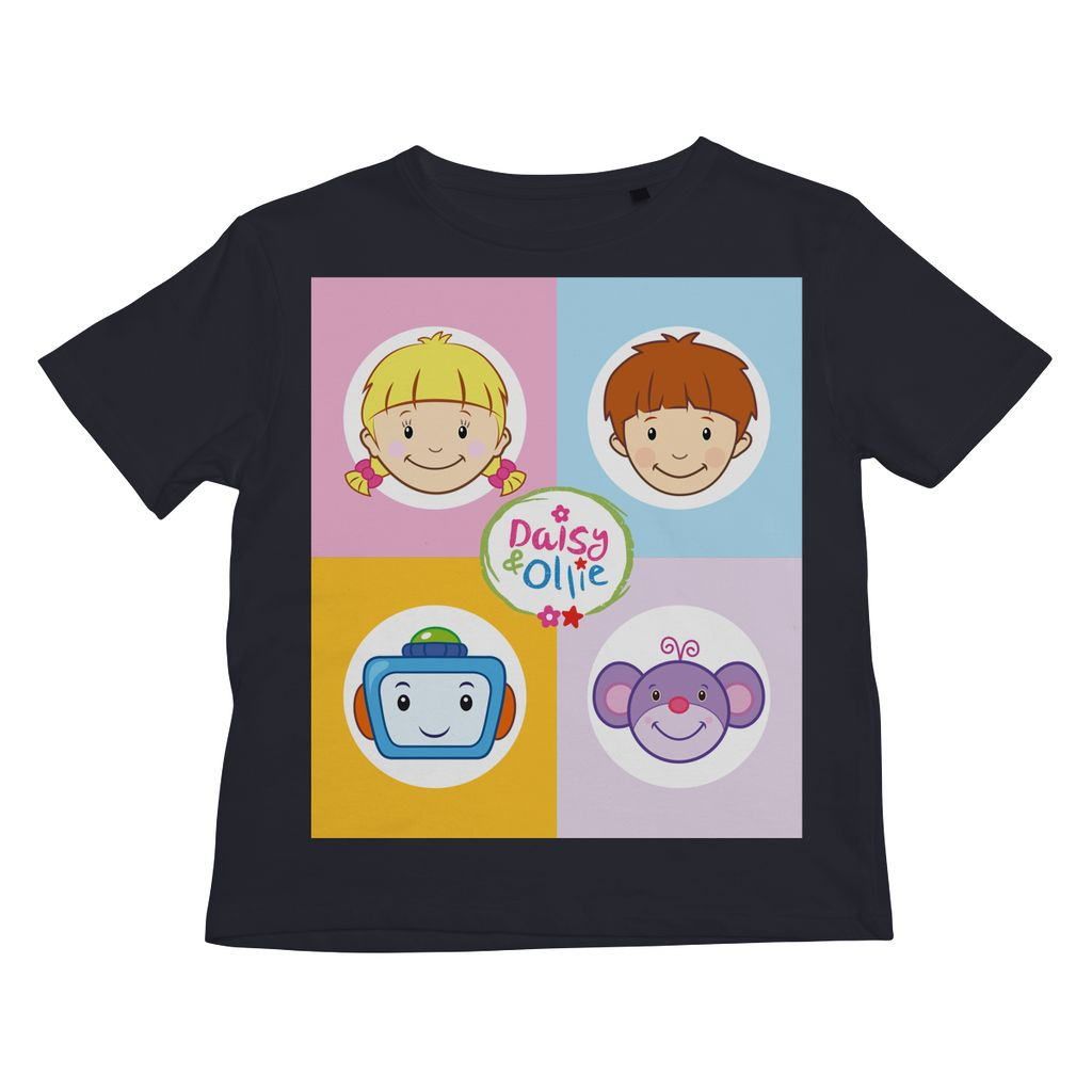 Daisy, Ollie, Whizzy & Boo Kids T-Shirt