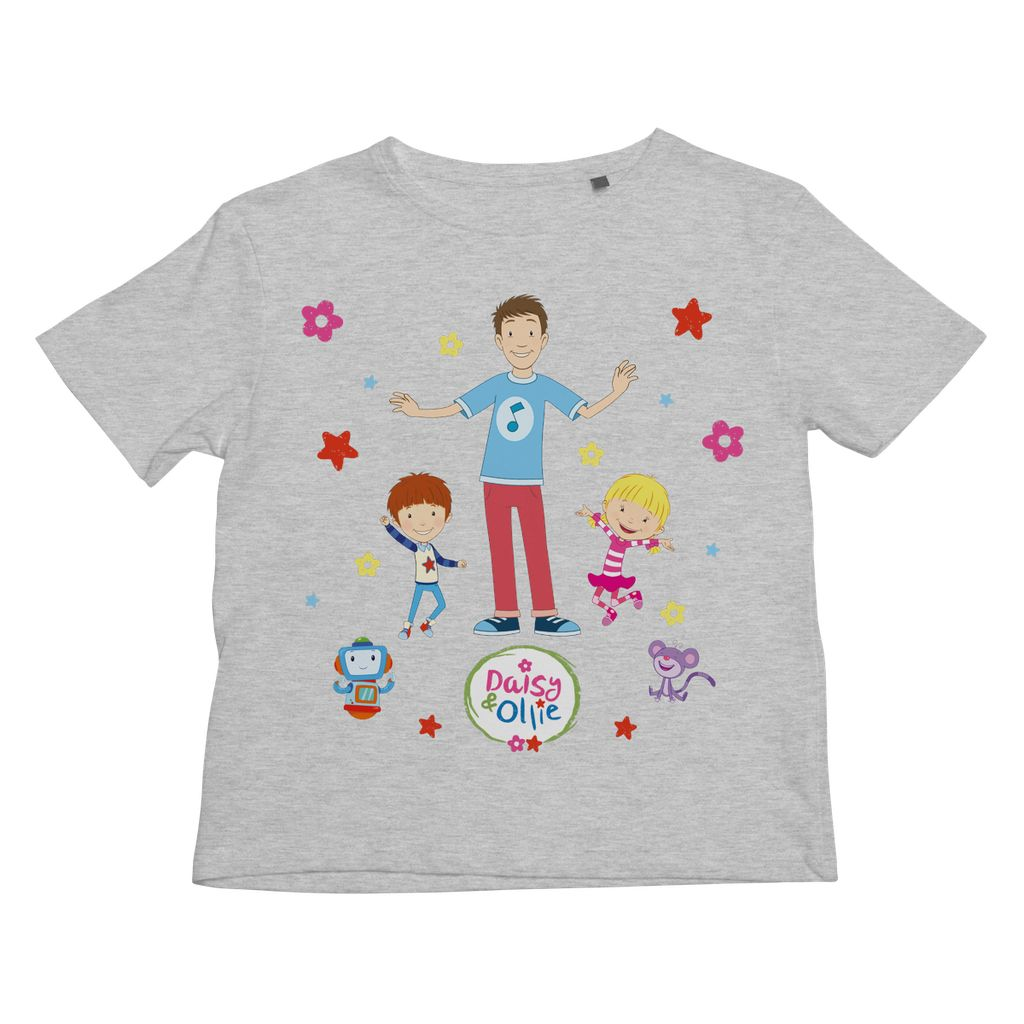 Group Jump Kids T-Shirt