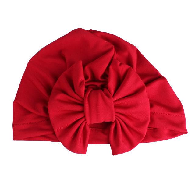 Bow Turban - Red
