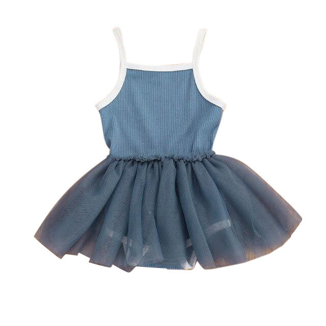 MIni Tutu Dress - Blue