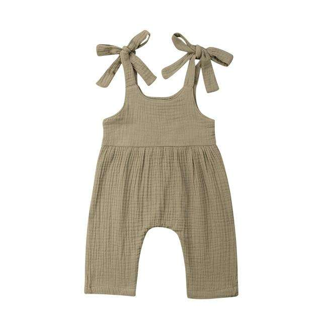 Beck Jumpsuit - Olive