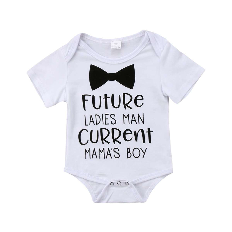 Future Ladies Man Bodysuit