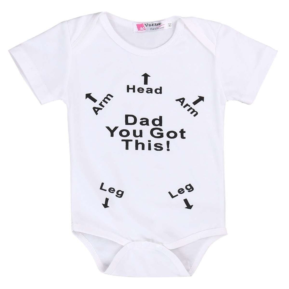 Got This Dad Bodysuit
