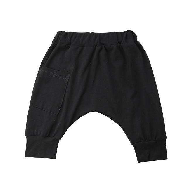 Harem Shorts - Black