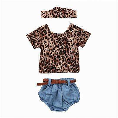 Leopard Summer Set