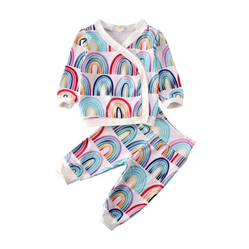 Rainbows Tracksuit Set